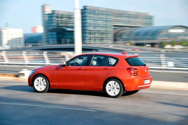 BMWs 1er:Der Nobel-Kompakte gibt im Juni kräftig Gas