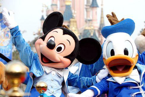 Managertausch: Disneyland steht ab 2010 unter neuer Führung