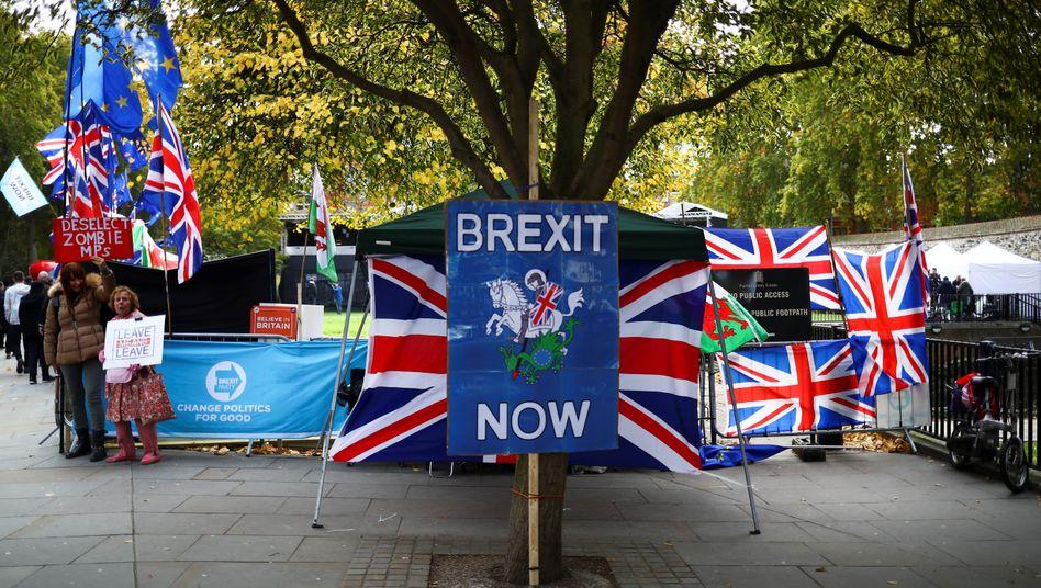 Brexit: Der Brexit zum Jahresende dürfte auch das Ende Großbritanniens einläuten. Schottland will in der EU verbleiben und strebt nach Unabhängigkeit