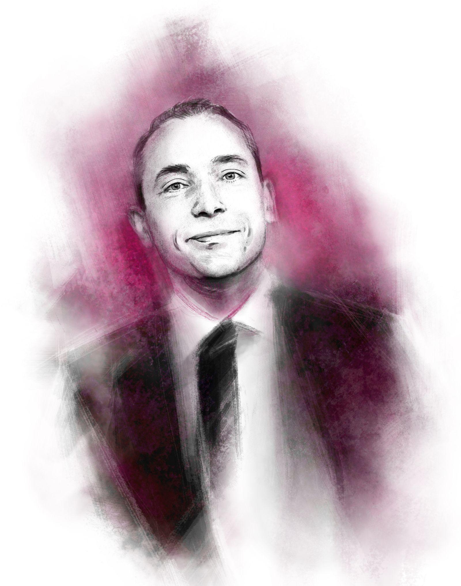EINMALIGE VERWENDUNG Andreas Rickert, Vorstand der Phineo gAG