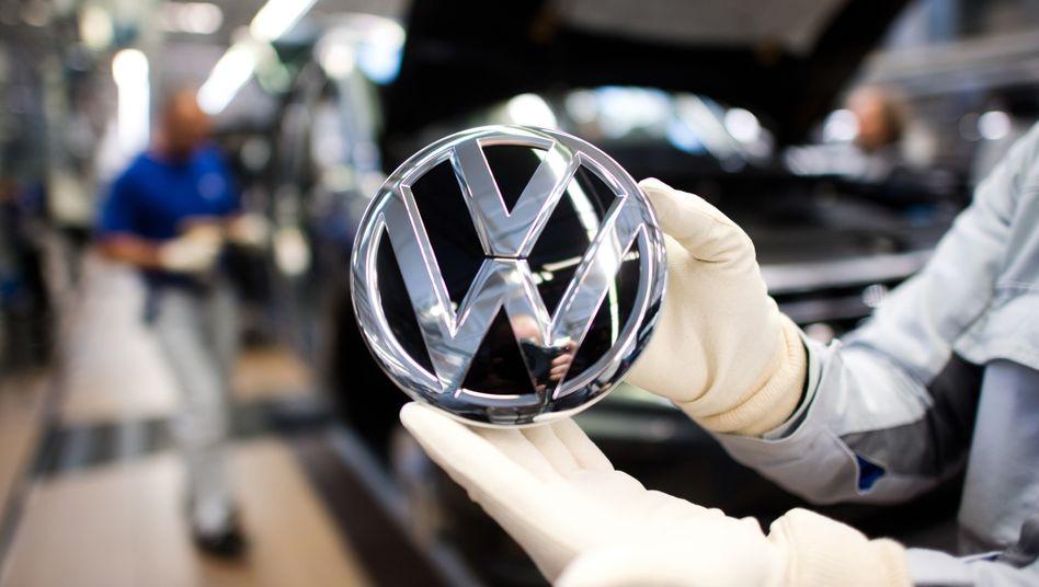 Niedrigere Fixkosten: Volkswagen produziert im Vergleich zur Konkurrenz immer noch viel zu teuer