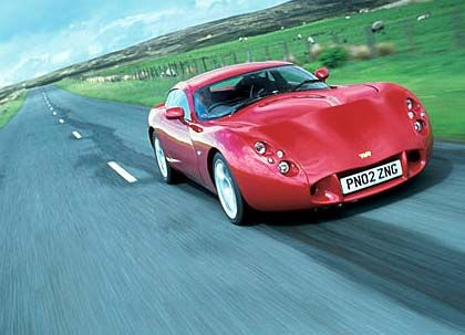Roter Baron: TVR T440R
