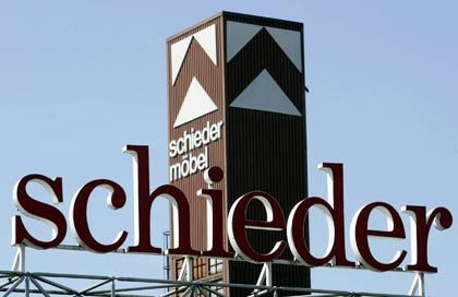 Neue Hoffnung: Der Möbelhersteller Schieder entkommt möglicherweise zum zweiten Mal binnen sechs Wochen der Insolvenz