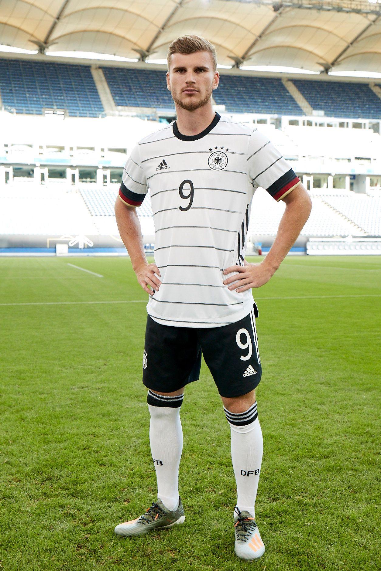 Neues Trikot der Nationalmannschaft / Timo Werner