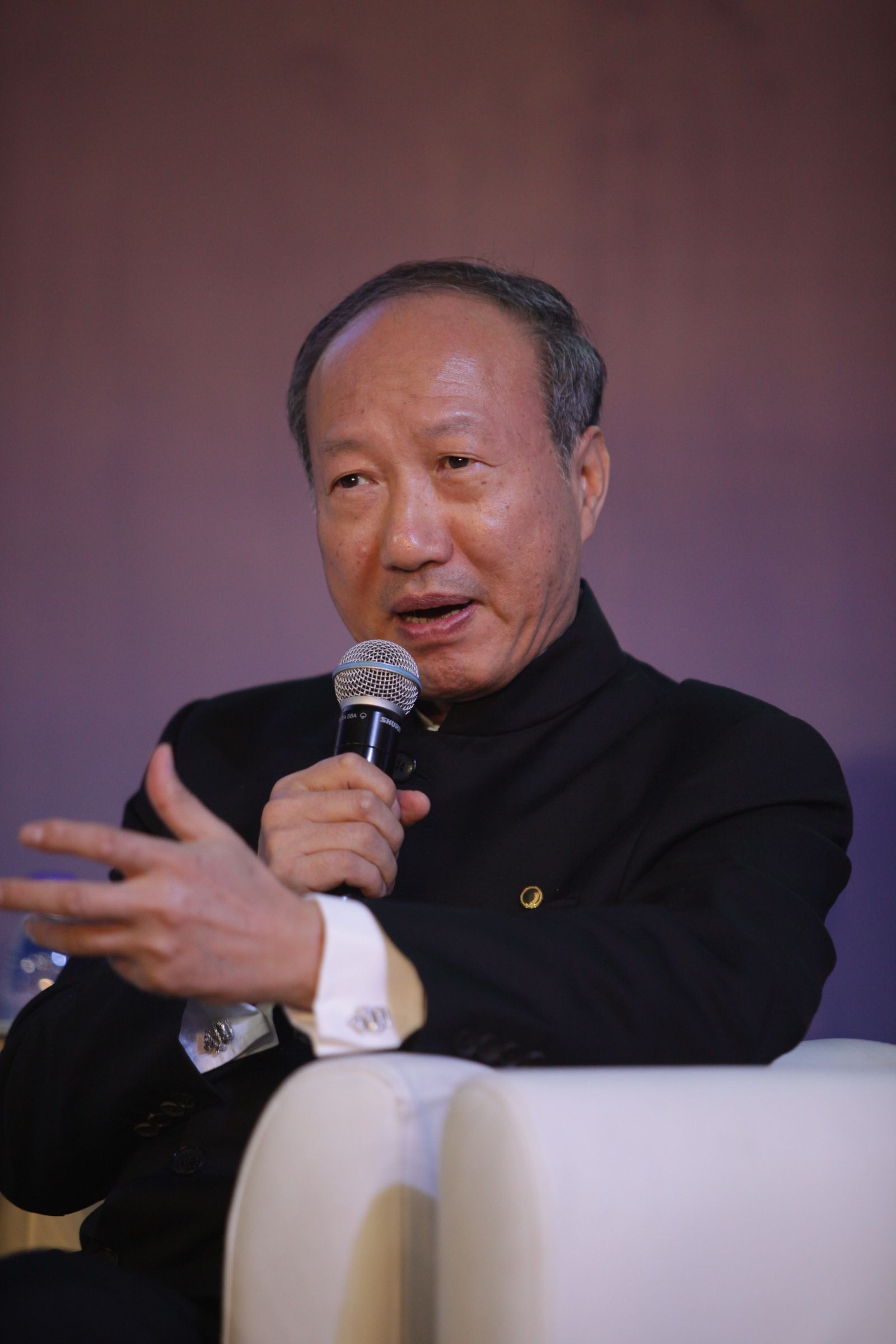 CHEN Feng, Chairman of the Board, HNA GROUP