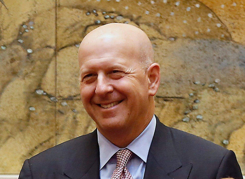 Goldman Sachs - David Solomon