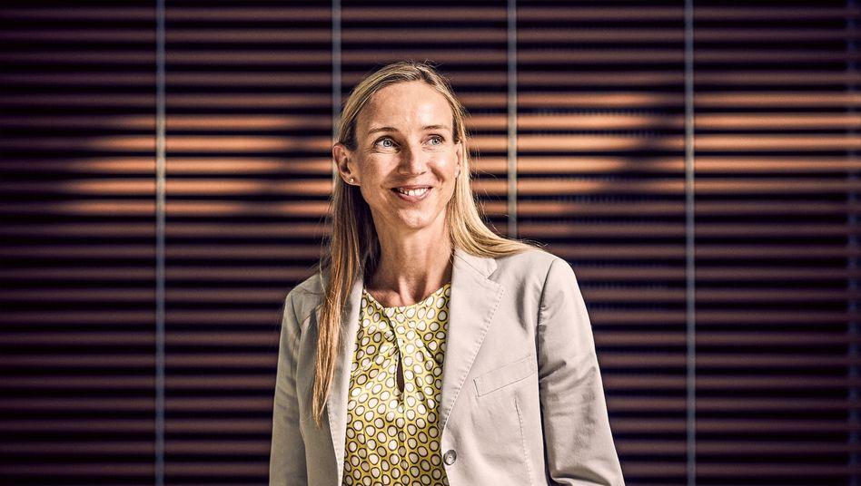 Strahlende Erscheinung: Simone Bagel-Trah, das Oberhaupt der Henkel-Familie