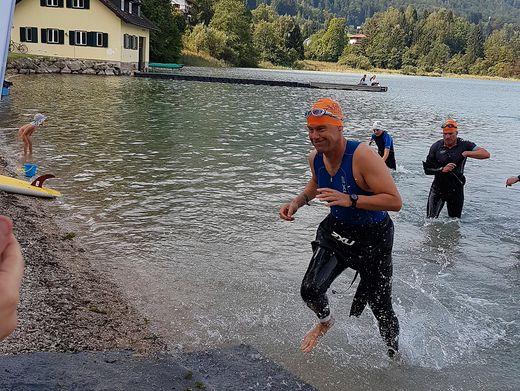 """Peter Kameritsch: """"Ich bin selbst mein Hauptgegner in Triathlonwettbewerben"""""""