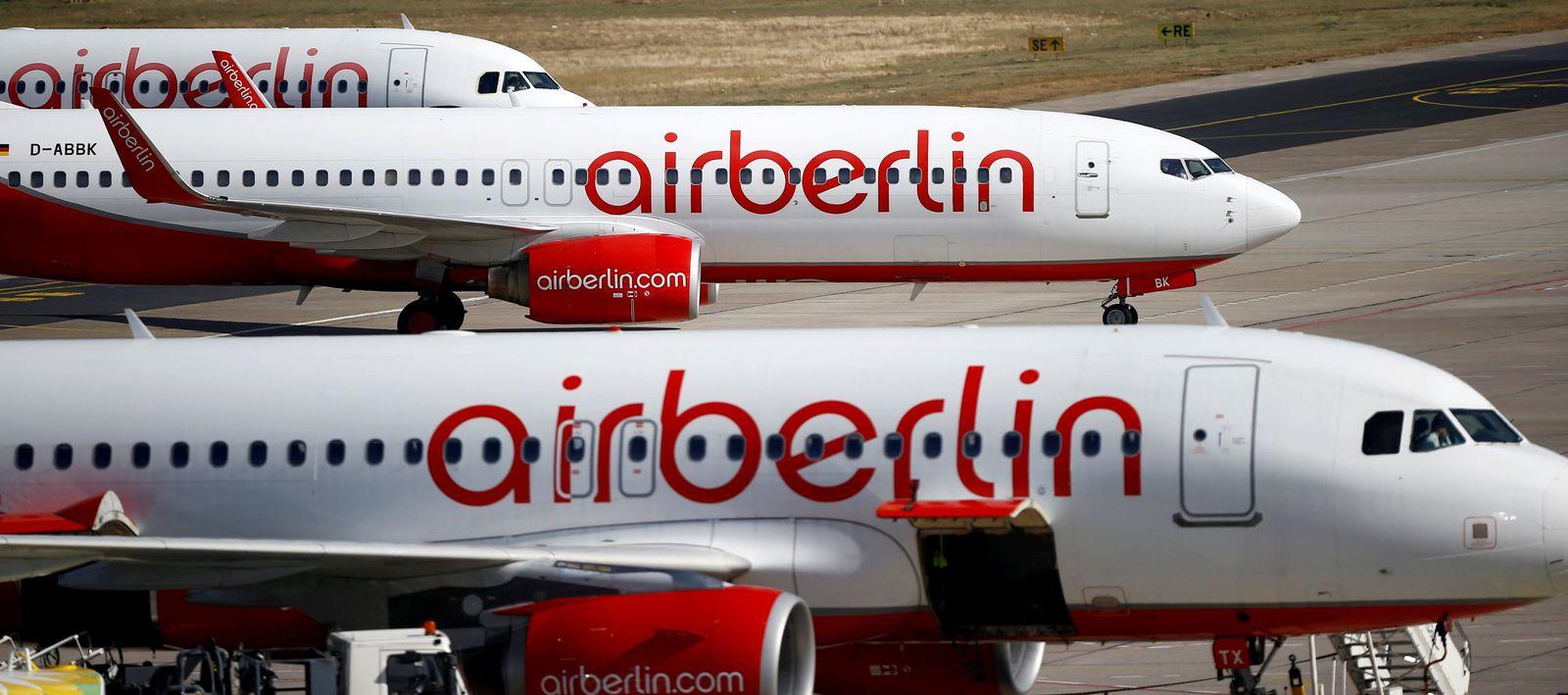 AIR BERLIN / airberlin