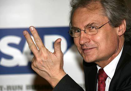 Neuer Job: Henning Kagermann soll in den Aufsichtsrat der Post einziehen