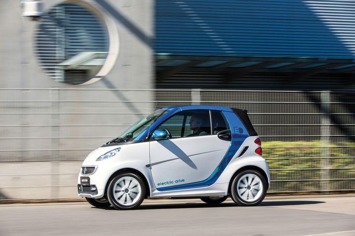 Smart electric drive: Schlägt sich wohl auch dank des vergleichsweise günstigen Preises wacker