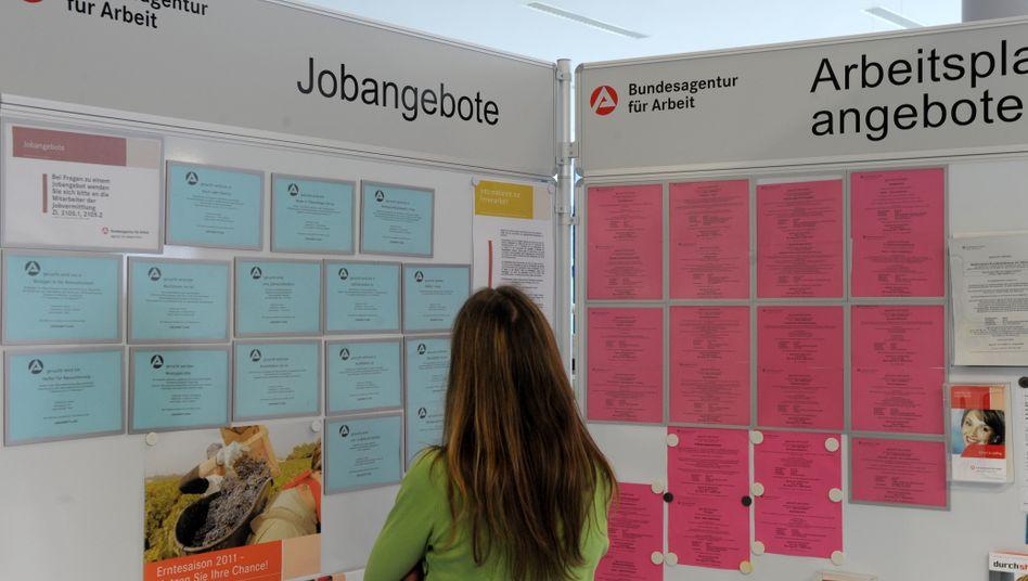 Mehr Stellenangebote: Deutschlands Arbeitsmarkt nicht mehr so zerrüttet, wie noch vor fünf Jahren