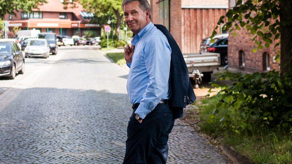 Befreit: Nach seinem Rücktritt als Bundespräsident hat sich Christian Wulff radikal infrage gestellt – und erfreuliche Antworten gefunden