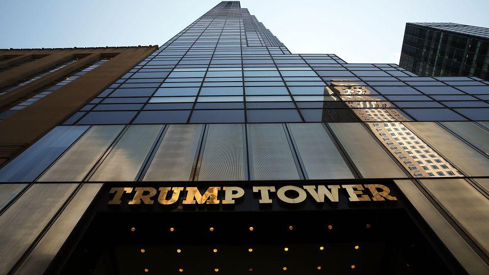 Mathe à la Donald Trump: So rechnet der Immobilienmogul seine Hochhäuser groß