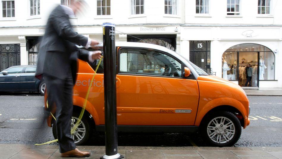 Elektroauto: Fördersumme ist in diesem Jahr auf 652 Millionen Euro gewachsen