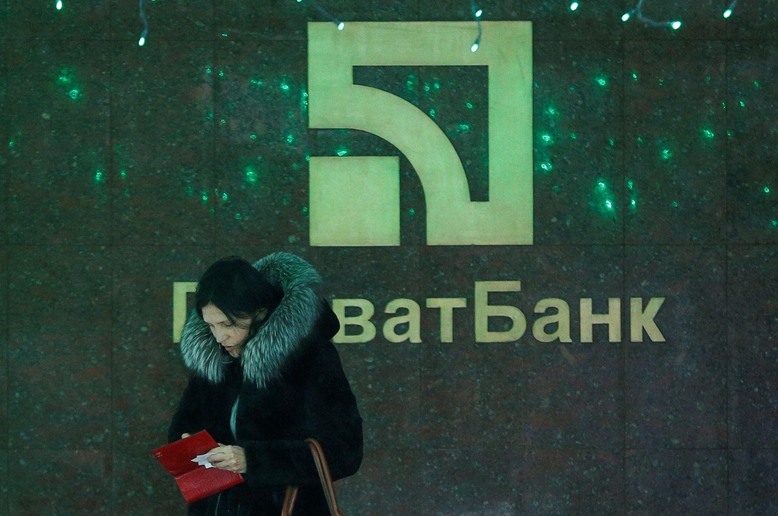 UKRAINE-CRISIS/PRIVATBANK