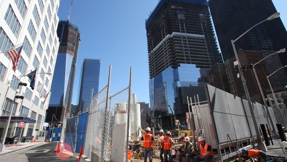 Ground Zero: Ort des Gedenkens und des Aufbruchs