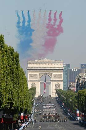 Stolz: Franzosen sind Patrioten