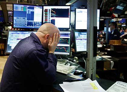 Reaktion: Die Börsen sind vom US-Bankenrettungsplan enttäuscht