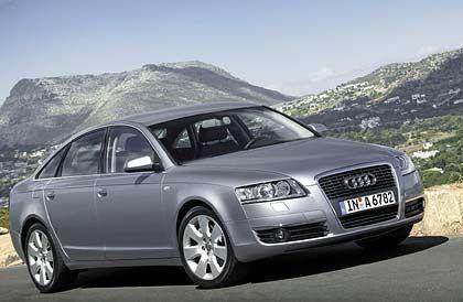 Gediegener Dienstwagen: Audi A6