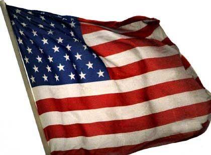 Stars and Stripes: Die Wirtschaftsverfassung der USA überdeckt auch die deutsche Situation