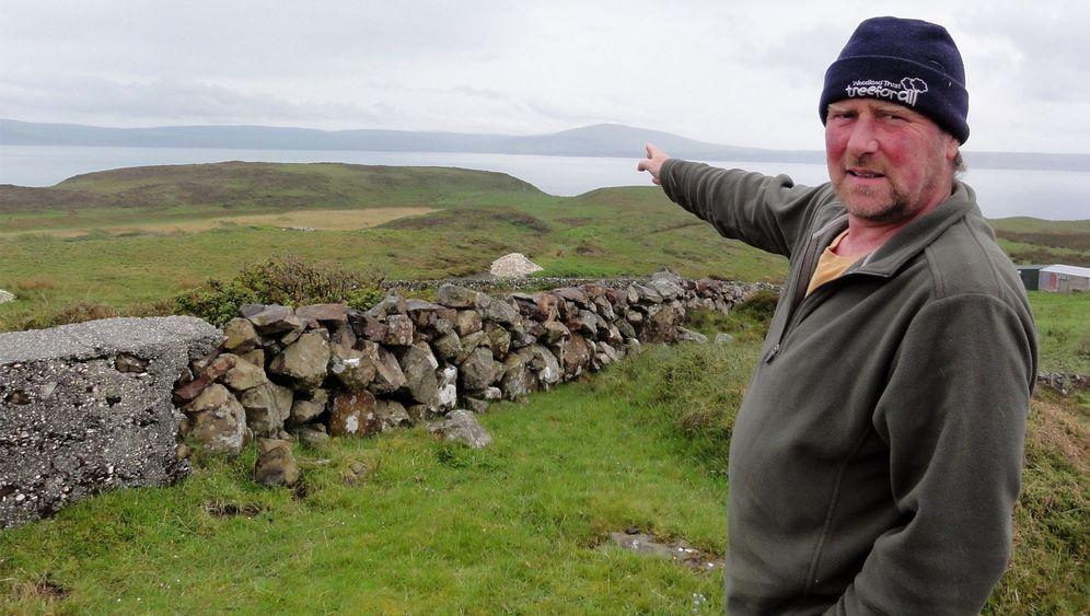 Irland: Bei den Fischern von Rathlin