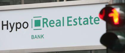 Erneuter Kursrutsch: Die HRE-Aktie brach am Montag zum Start um 50 Prozent ein