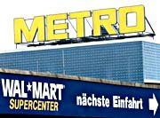 Umsatzbringer: Die deutschen Walmart-Filialen stärkten Metros Geschäft im Heimatmarkt