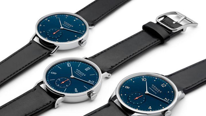 Deutsche Uhrenmarken: Die schönsten Neuheiten des Jahres 2016