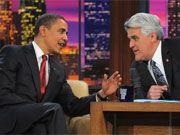 Vergangene Sternstunde: US-Präsident President Barack Obama war im März zu Gast bei Jay Leno