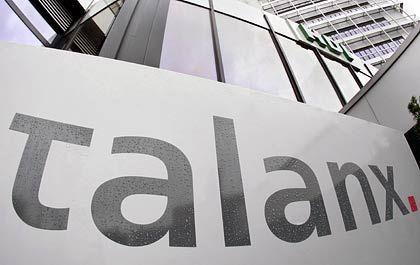 Gewinneinbruch: Talanx-Zentrale in Hannover