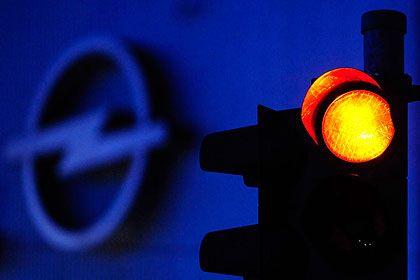 Opel: Rote Ampel für Insolvenzüberlegungen