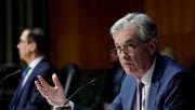 Fed-Chef Powell dämpft Inflationssorgen