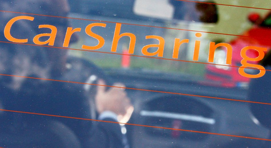 Auch General Motors setzt auf Carsharing: Der Autobauer will in den deutschen Markt einsteigen