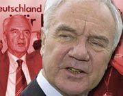 Scharf attackiert: Verkehrsminister Manfred Stolpe
