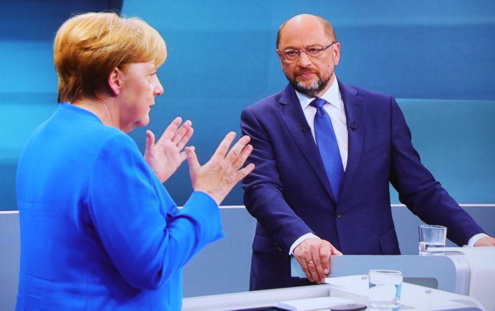 Martin Schulz: Vielleicht ein zu guter Zuhörer.