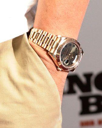 Rolex am Handgelenk: Teure Uhren dienen heute sowohl als Geldanlage als auch als Zahlungsmittel