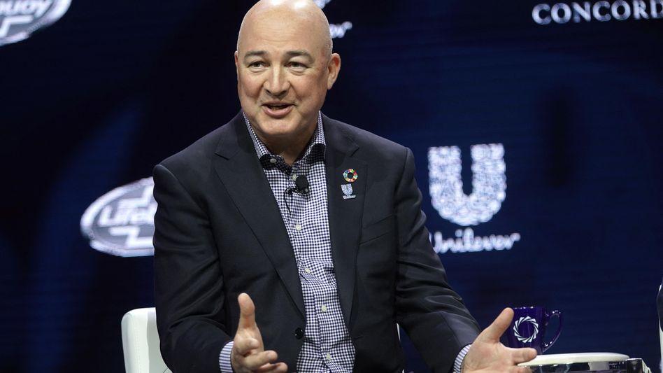 """""""Wir möchten nicht, dass Impfverweigerung Teil der Unilever-Kultur wird"""": Unilever-Chef Alan Jope hat zu dem Thema einen klaren Standpunkt"""