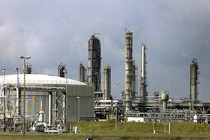 Eiserne Reserve: Öllagerstandort Wilhelmshaven