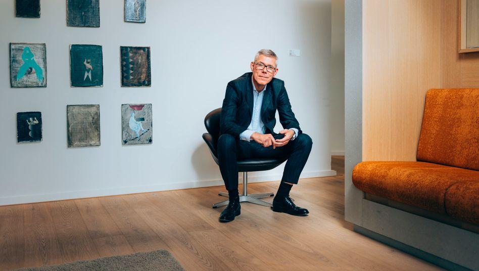 Ehrliche Haut: Telekom-Finanzvorstand Christian Illek ist derzeit so transparent und verlässlich wie keiner seiner Kollegen. Der Lohn: Investors' Darling 2020.