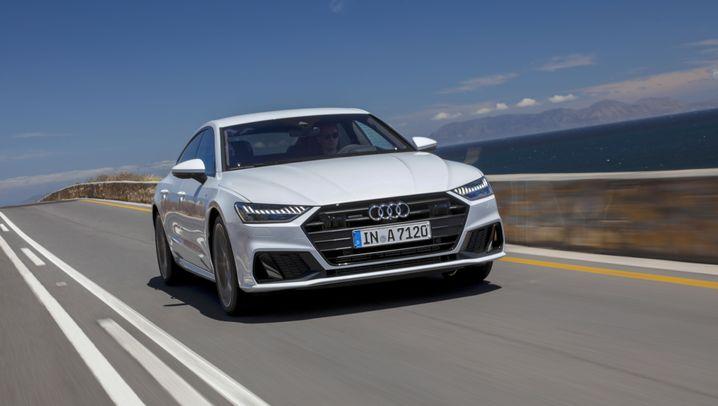 Autogramm Audi A7: Der schönere A8