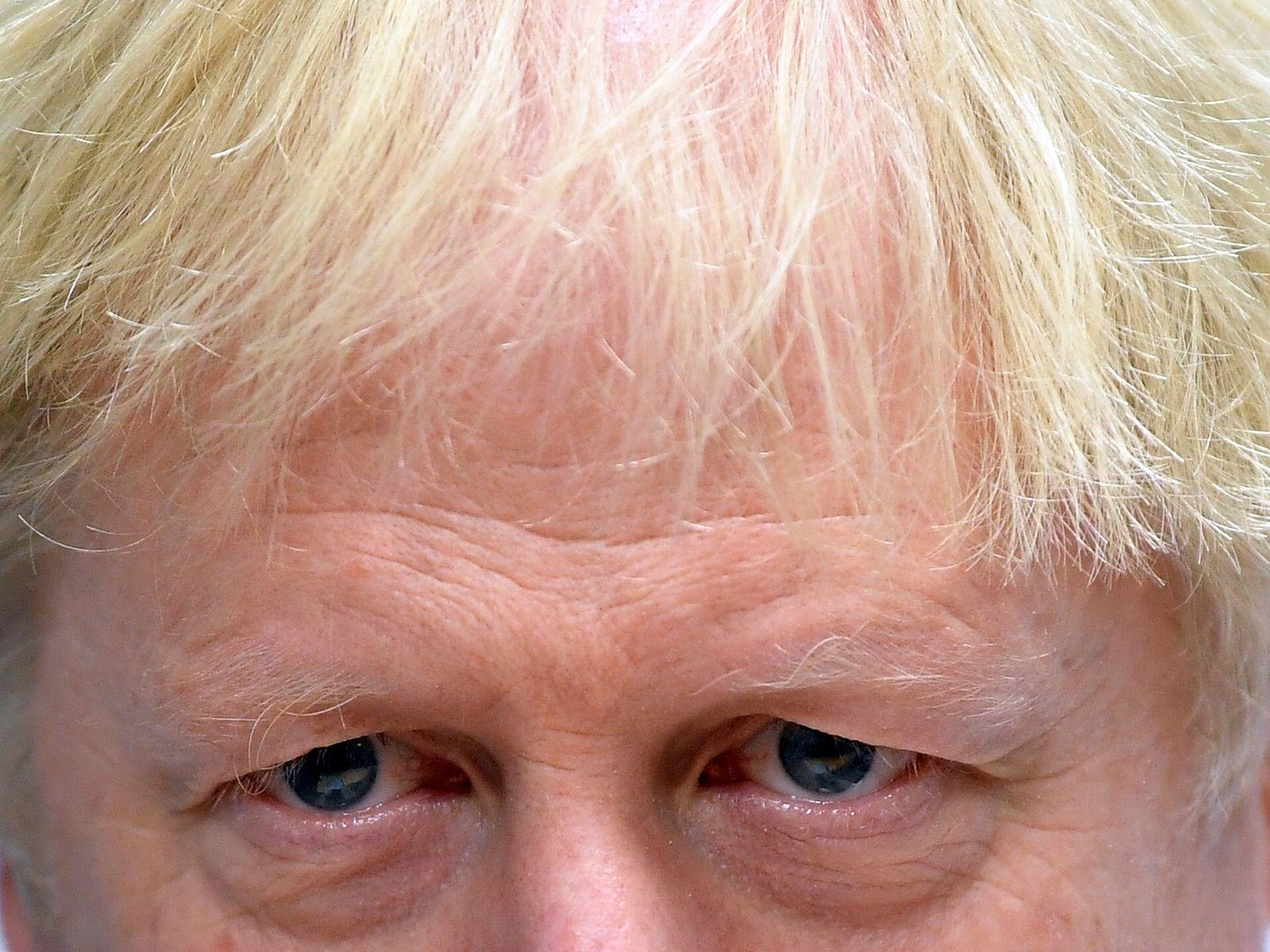 Boris Johnson/ Brexit