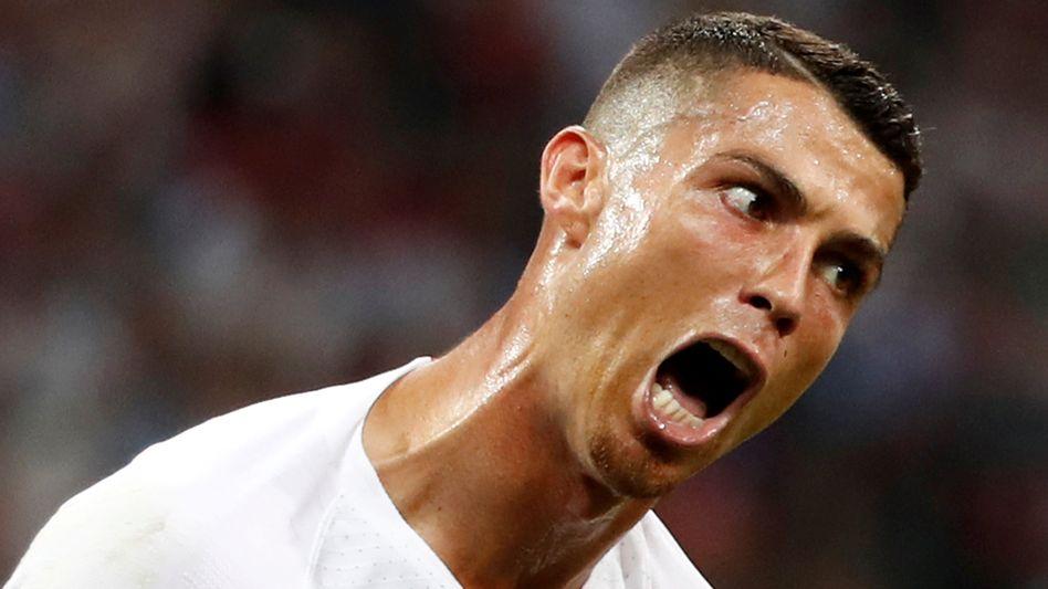 Cristiano Ronaldo: Der Weltfußballer fühlte sich bei Real Madrid unterbezahlt - und wechselt nun zu Juventus Turin