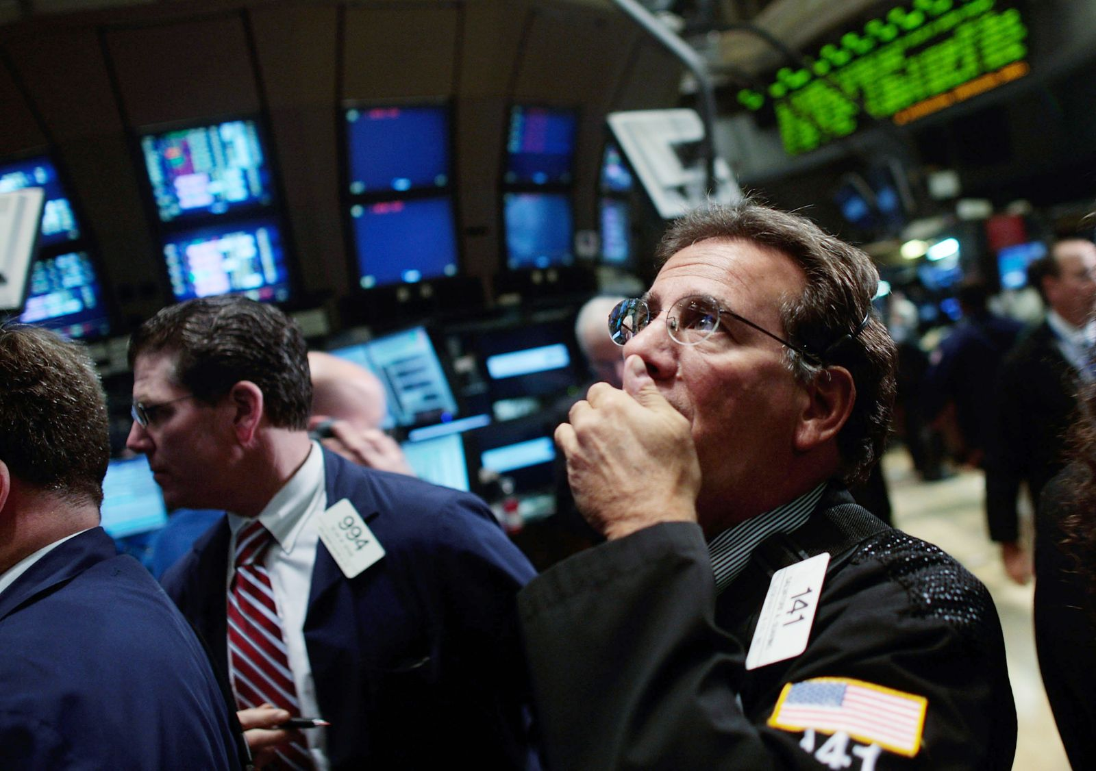 Wall Street / Aktienhändler