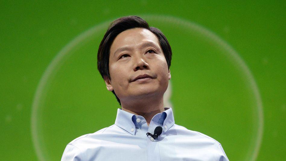 Xiaomi-Gründer Lei Jun: Shops, Shops, Shops