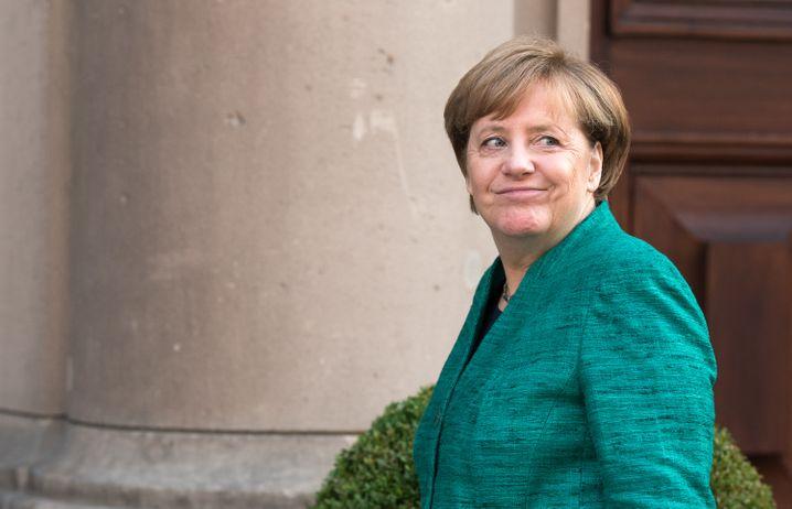 """... als Krisenmanagerin genieße die Kanzlerin """"einen exzellenten Ruf""""."""