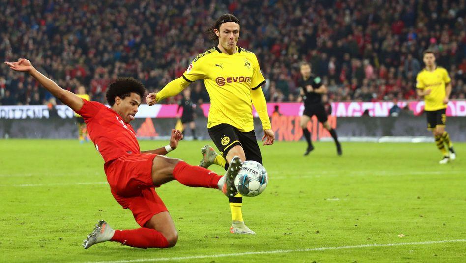 Bundesliga: Wiederanpfiff ab 9. Mai vor leeren Rängen?