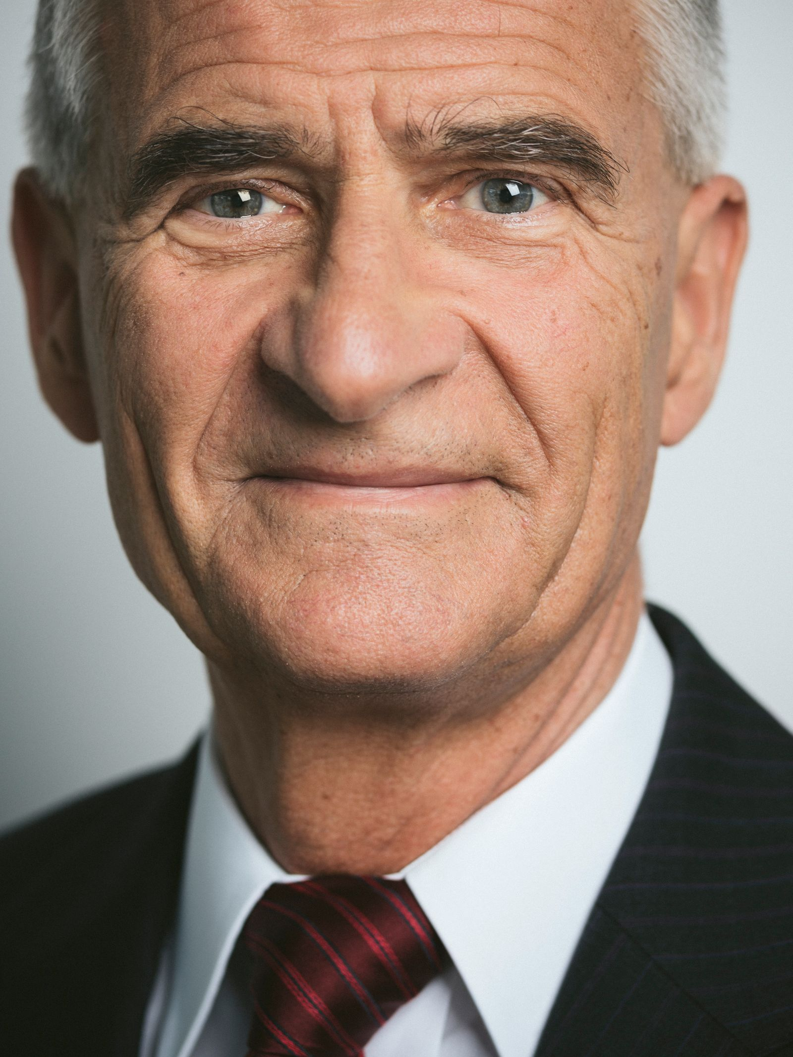 EINMALIGE VERWENDUNG Jürgen Hambrecht, ehem. CEO, BASF