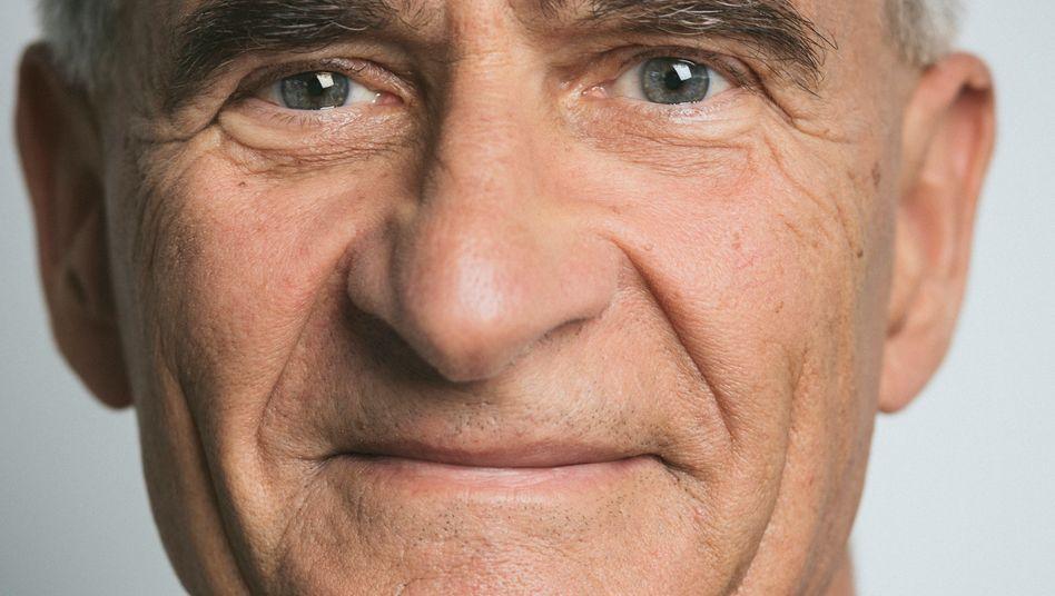 Jürgen Hambrecht: Wenn sich der langjähriger Vorstandschef des Chemiekonzerns BASF, einschaltet, dann werden Dinge bewegt