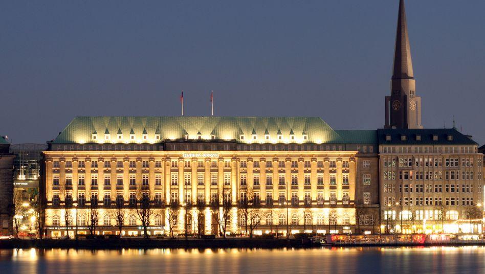 Hapag-Lloyd-Stammsitz in Hamburg: Teuren Kredit mit Staatshilfe abgelöst